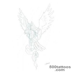 Valkyrie Tattoo Designs Ideas Meanings Images