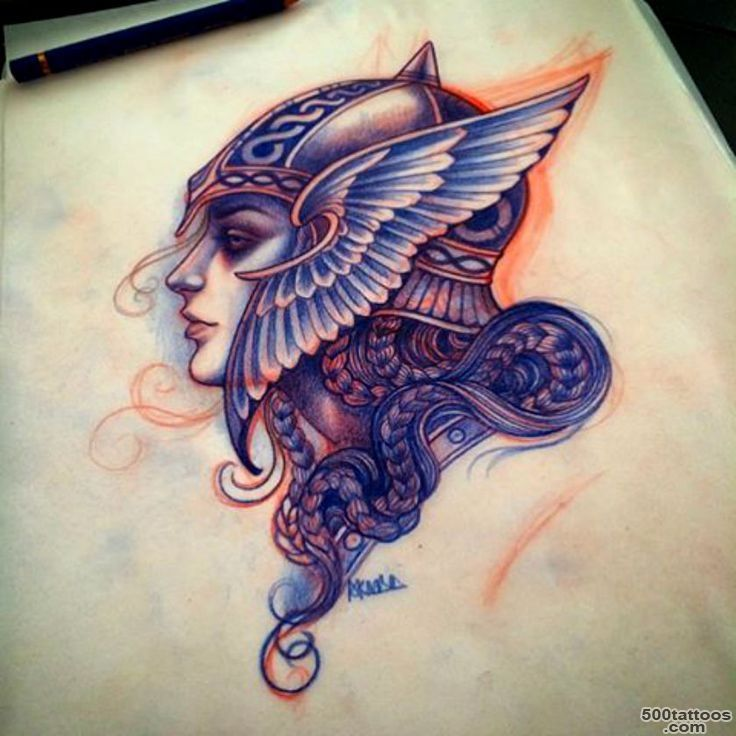 Valkyrie Tattoo Photo Num 6582