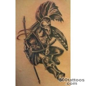 25 Amazing Warrior Tattoos_22