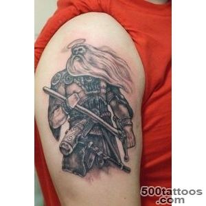 25 Amazing Warrior Tattoos_39