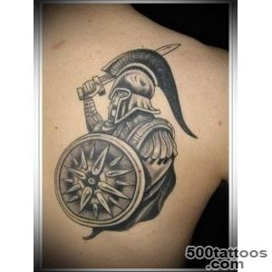 Roman warrior tattoo   tatufotoru_42
