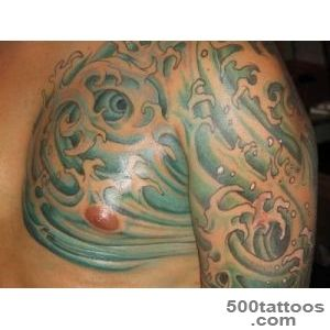 25 Cool Water Tattoos   SloDive_27