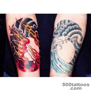 Hottest Fire and Flame Tattoo Designs  Get New Tattoos for 2016 _31