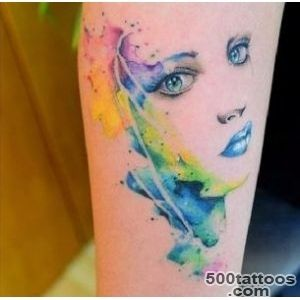 70 Outstanding Watercolor Tattoo Designs amp Ideas  Tattoos Me_16