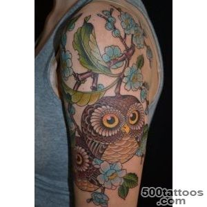 25 Best Photos of Owl Tattoos — Signs of Wisdom_23