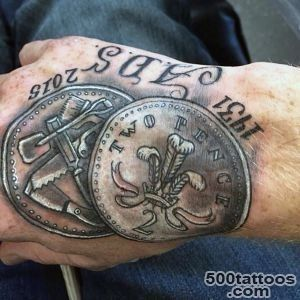 50 Money Tattoos For Men   Wealth Of Masculine Design Ideas_5