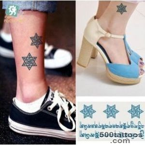 Aliexpresscom  Buy Disposable Tattoo Stickers Life And Death _20