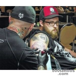 Wilkes Barre tattoo convention features wealth of talent and _28