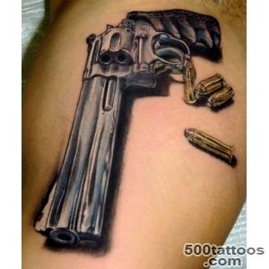 Wonderful Weapons Tattoo Set By Aerin Kayne_1