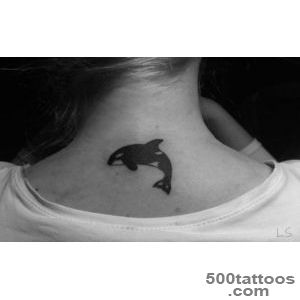 killer whale tattoo  I got this tattoo because I#39m absolute…  Flickr_33