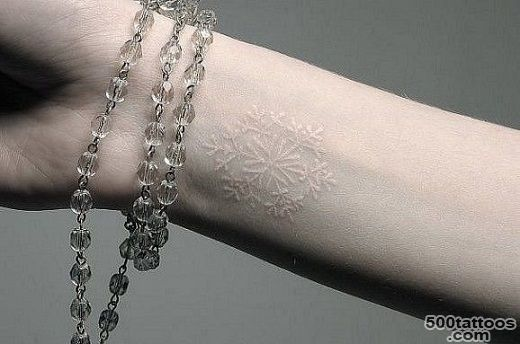 Glorious White Ink Tattoo Ideas  Best Tattoo 2015, designs and ..._33