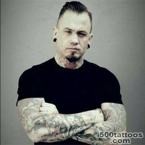 Scott Marshall #39Ink Master#39 Winner Died Of Heroin Overdose _35