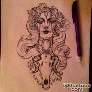 Miserylovesco Mermaid witch tattoo flash  Art  Pinterest  Witch _30