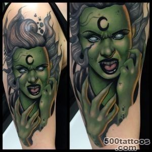 Tattoo Witch  Best Tattoo Ideas Gallery_8