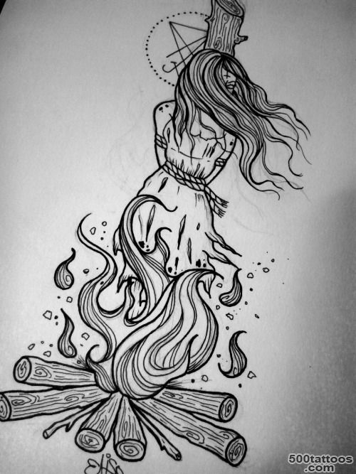 Witch Tattoo  Tumblr_12