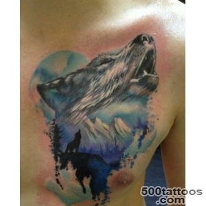 50 Best Wolf Tattoos Designs and Ideas  Tattoos Me_12