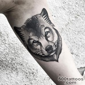 150 Inspiring Wolf Tattoos And Their Meanings [2016]_13