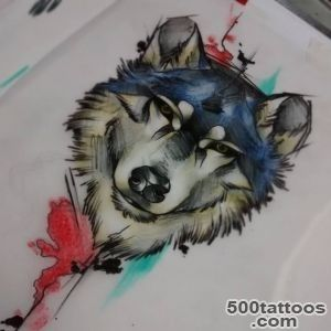 150 Inspiring Wolf Tattoos And Their Meanings [2016]_17