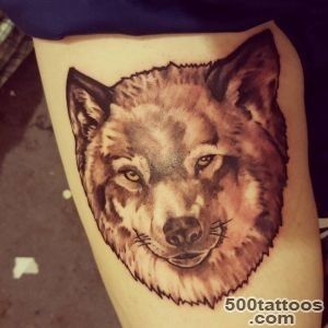150 Inspiring Wolf Tattoos And Their Meanings [2016]_48