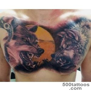 150 Inspiring Wolf Tattoos And Their Meanings [2016]   Part 3_42