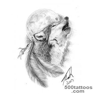 1000+ ideas about Wolf Tattoos on Pinterest  Tribal Wolf, Tattoos _15