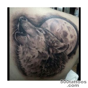 Wolf Tattoo Meanings  iTattooDesignscom_38