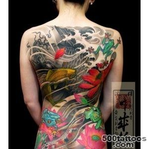 32 Beautiful Japanese Yakuza Tattoo Designs and Images   Piercings _26
