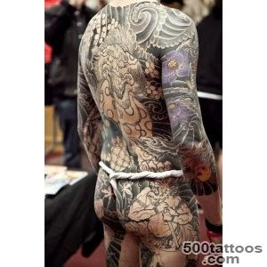 32 Beautiful Japanese Yakuza Tattoo Designs and Images   Piercings _36