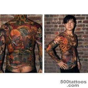 True japanese yakuza tattoo  Best Tattoo Ideas Gallery_38
