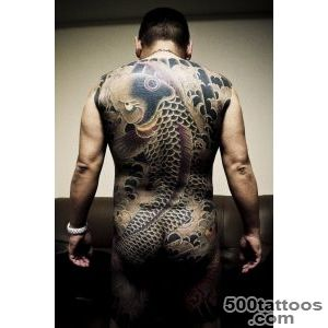 Yakuza Tattoos Designs, Ideas and Meaning  Tattoos For You_32