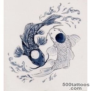 30 Cool Yin Yang Tattoos   Perfect Designs amp Ideas  BestPickr_32