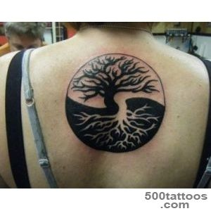 50 Mysterious Yin Yang Tattoo Designs  Art and Design_27