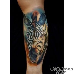 Pin Stunning Zebra Tattoos By Pictures In Tattoo Design Ideas on _10