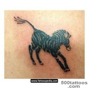 Pin Zebra Tattoo 13 on Pinterest_39