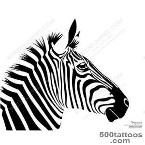 Pin Zebra Woman – Tattoo Picture At Checkoutmyinkcom on Pinterest_30