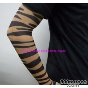 Top Zebra Stripe Tattoos Images for Pinterest Tattoos_41JPG