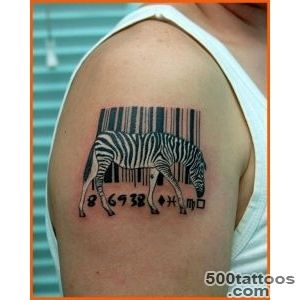 Variations for Zebra Tattoo Ideas and Dramatic Owl Tattoo ideas _23