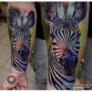 Zebra Tattoo  Best tattoo ideas amp designs_1